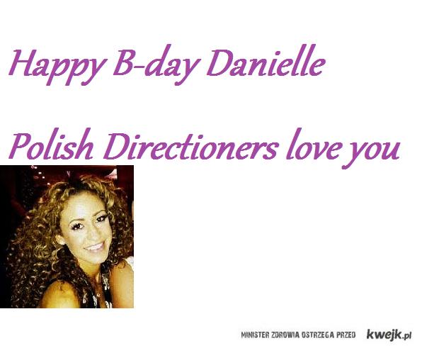 Sto lat Danielle