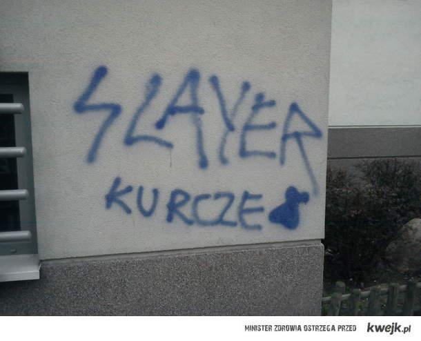 Slayer kurcze!