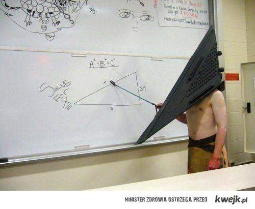 Mroczna matematyka