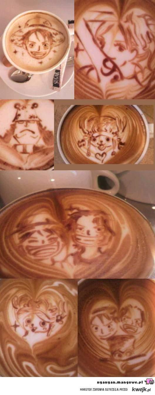 One PIece coffe