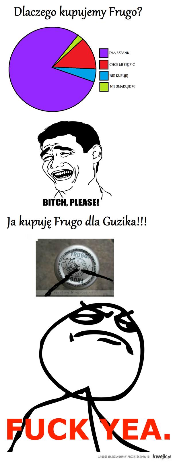 Dlaczego kupujemy Frugo?