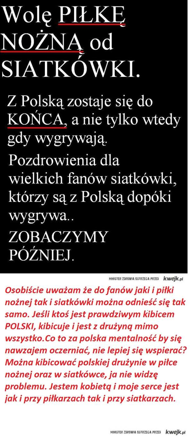 Polska to jedna rodzina