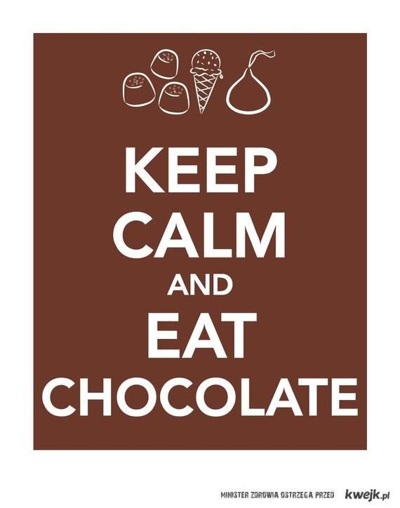 czekolada ♥