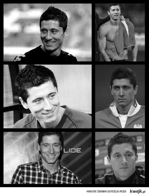 Robert Lewandowski <3
