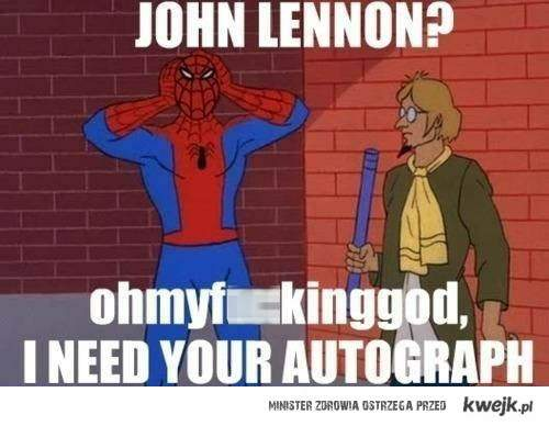 John Lenon żyje