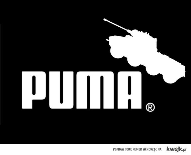 Puma dla prawdziwych facetów