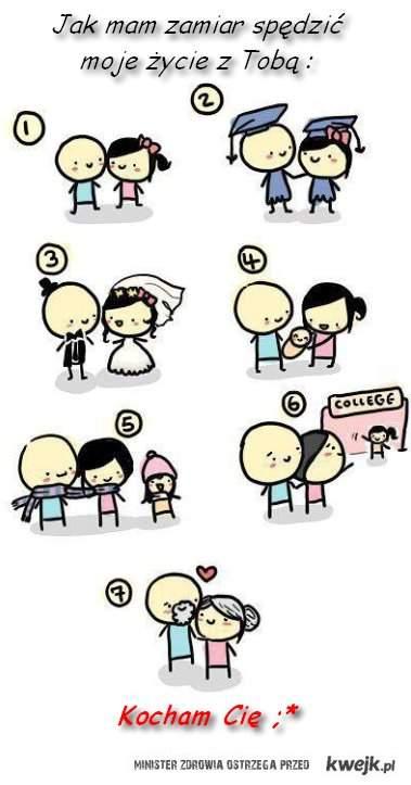 Kocham Cię. :*
