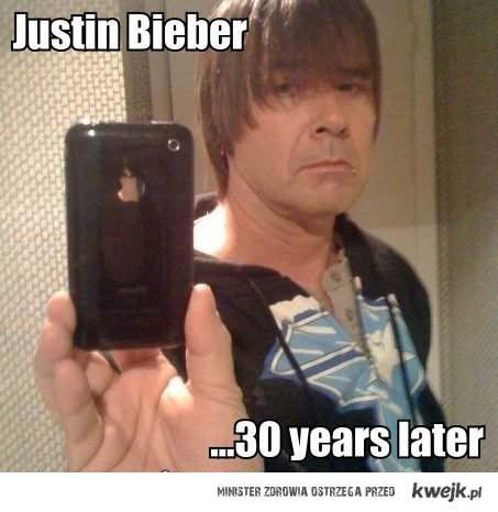 Bieber 30 years later