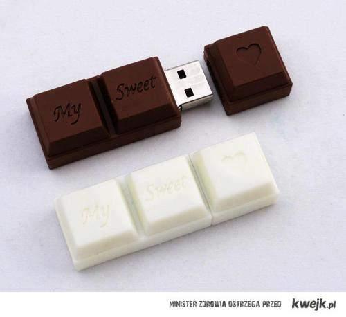 czekoladki usb
