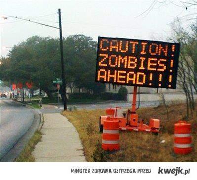 Uwaga zombie