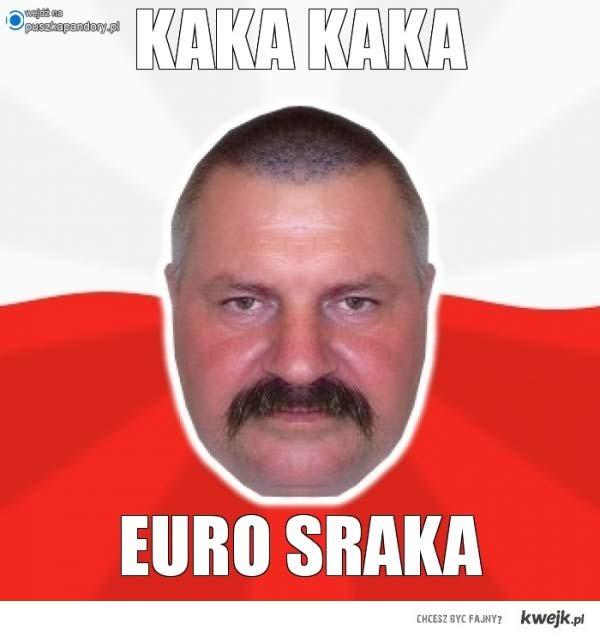 kaka kaka euro sraka
