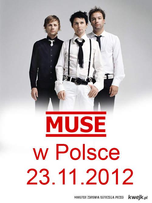 MUSE w Polsce