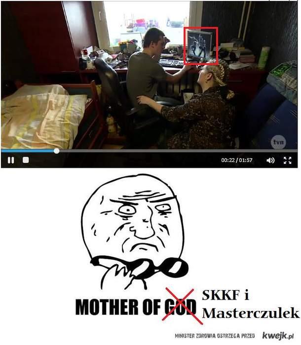 Mother of SKKF i Masterczułek