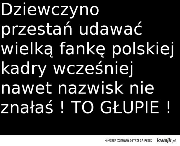 Polskie Pseudo fanki