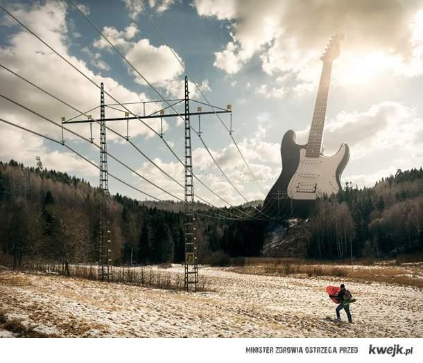 Gitarowy szczyt