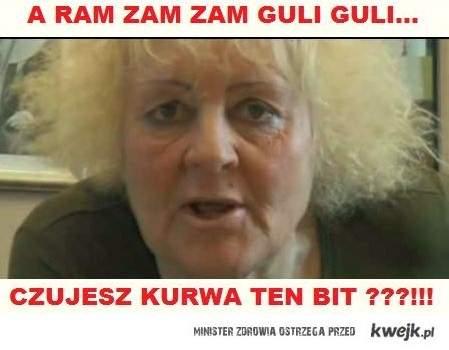 "Basia o ""A RAM ZAM ZAM GULI GULI..."""