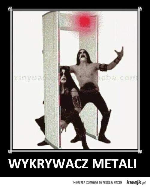 Wykrywacz metali