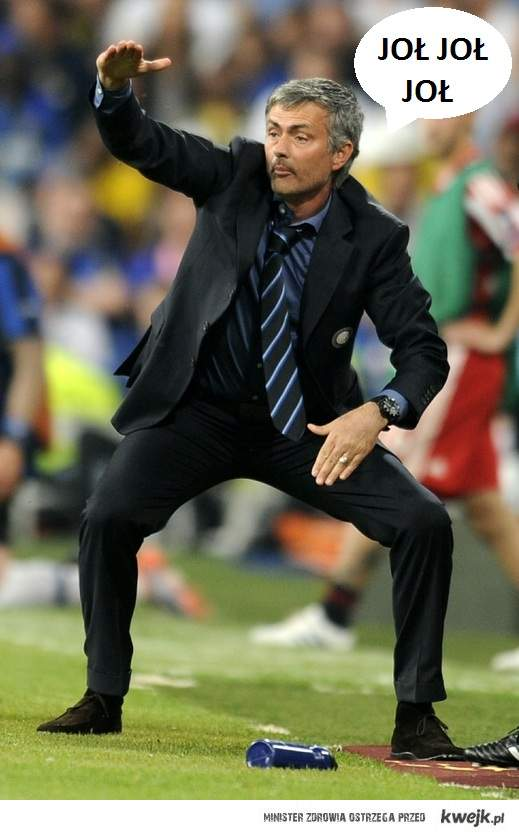 Mourinho rapuje