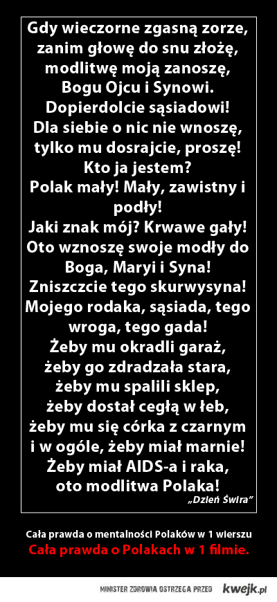Polska mentalność