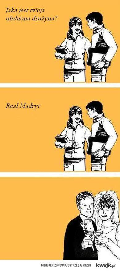 Real Madryt ! <3
