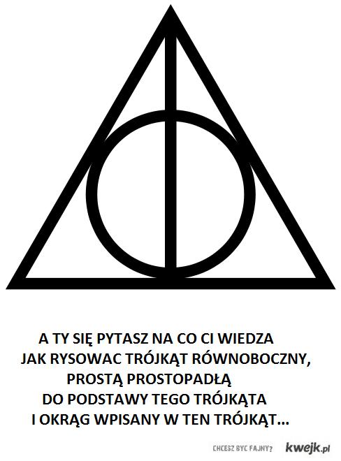 Matma i Harry Potter