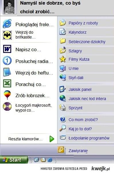 Windows po slonsku
