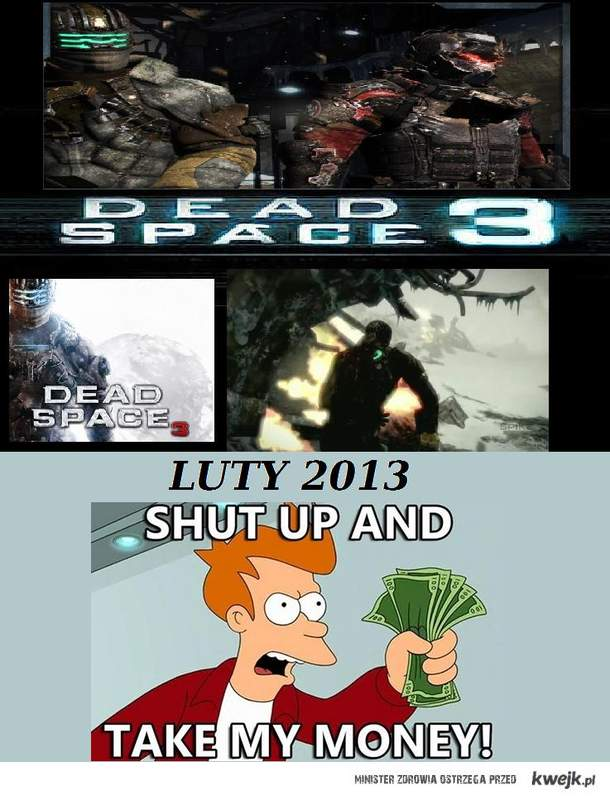 Dead Space 3 - MUST HAVE!