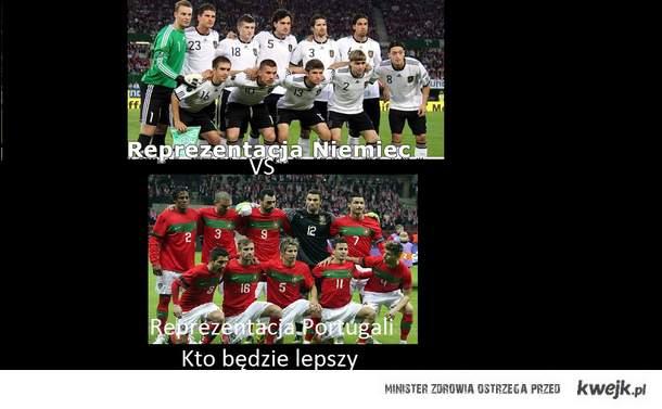 portugalia vs niemcy