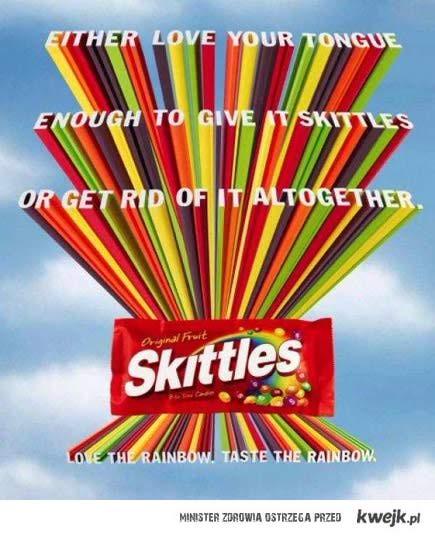 Skittles :D