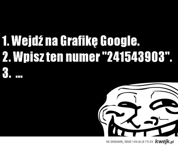 Grafika Google :D