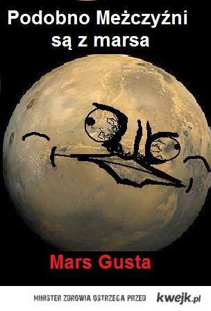 Mars Gusta