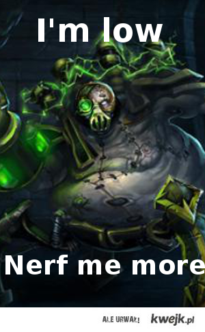 Leave Urgot alone!