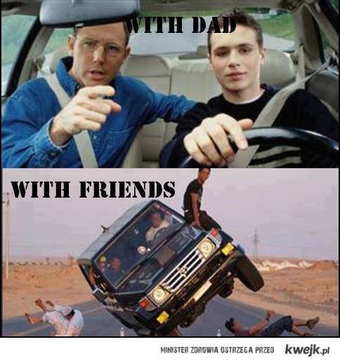 Jak prowadzę