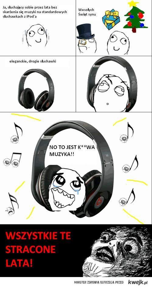Dobre słuchawki