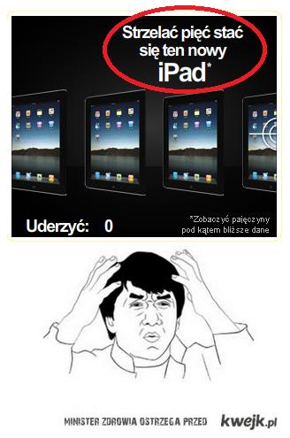 stać się iPad
