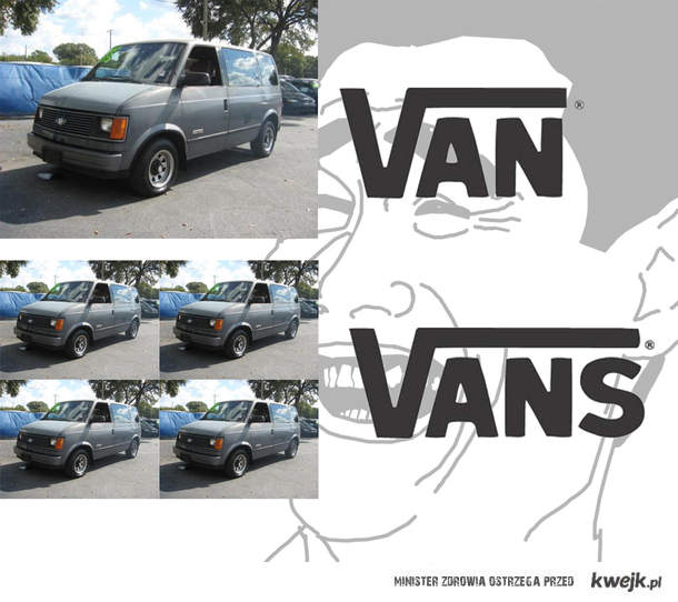 true story of the vans