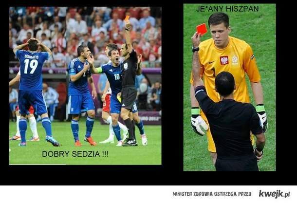 Sędzia Poland-Greece
