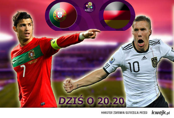 Niemcy vs Portugalia