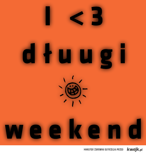 Długi weekend