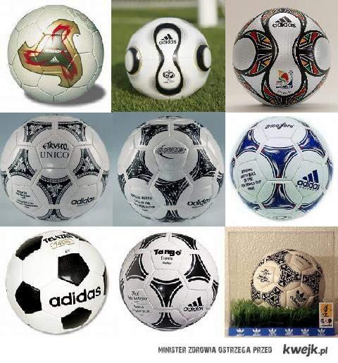 Piłki mundialowe