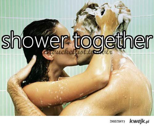 shower!