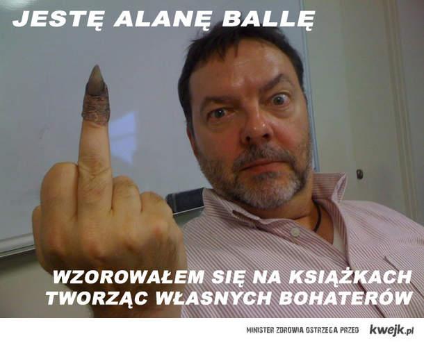Alan Ball i jego logika