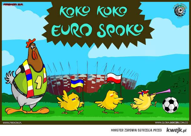 Koko koko Euro Spoko