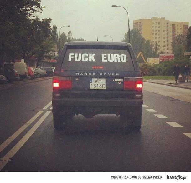 Fuck Euro