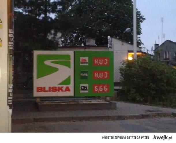 Ach te nasze Polskie Stacje ...