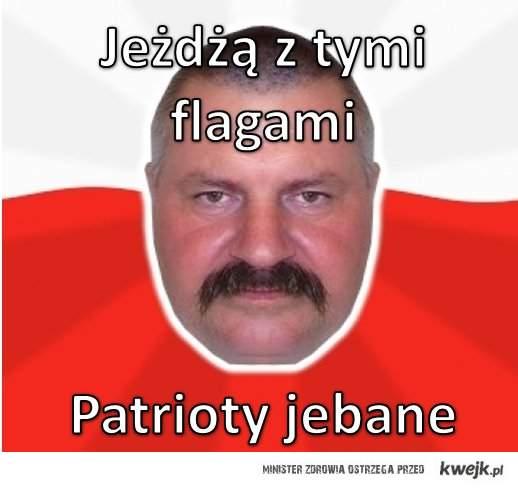 Patrioty jebane