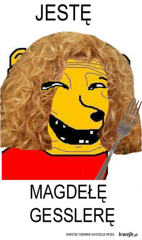 Jestę Magdełę Gesslerę