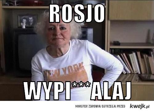 rosjo wyp....