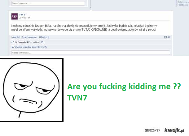 Nie będzie DB w TVN7