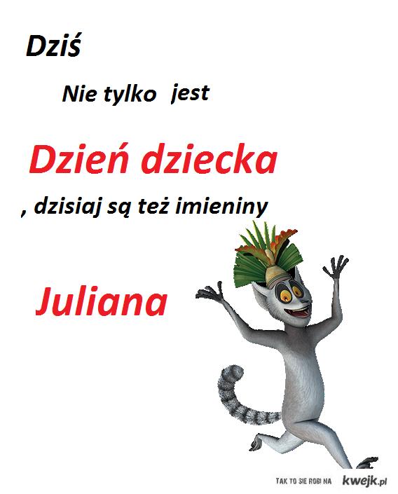 Nie pamiętacie o Julianie ? :O